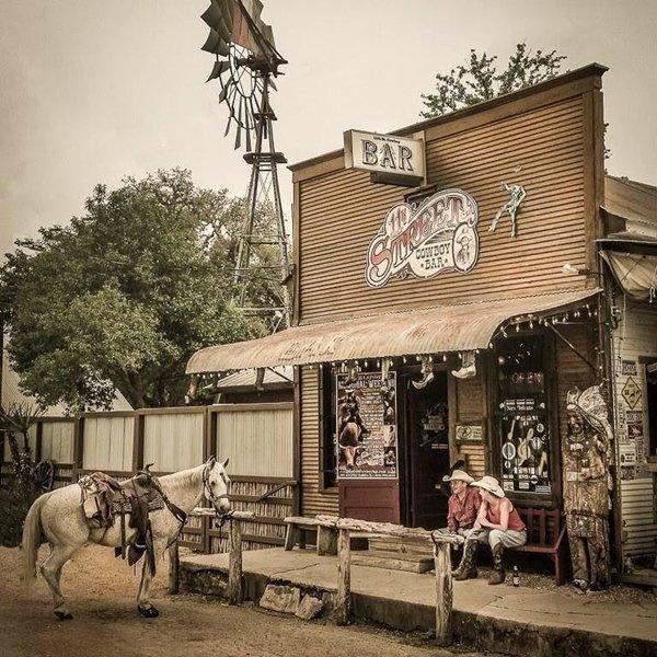 Downtown Bandera, Texas | Cowboy Capital of the World